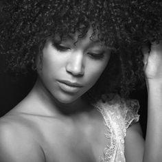Black&White  Portrait By People In Paris
