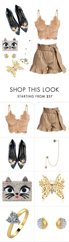 """Untitled #23"" by mecho-puh ❤ liked on Polyvore featuring Cinq à Sept, Marc Jacobs, Zimmermann, Karl Lagerfeld, McTeigue & McClelland and Buckley"