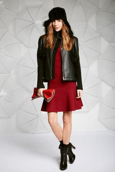 Elie Tahari | Fall 2014 Ready-to-Wear Collection | Style.com #NYFW