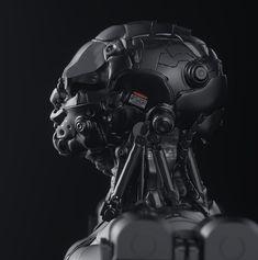 Robot Concept Art on Behance