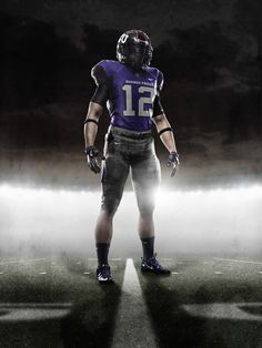 The TCU Horned Frogs!