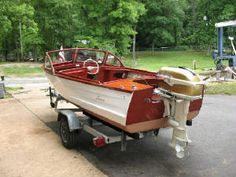 1000 Ideas About Vintage Boats On Pinterest Chris Craft