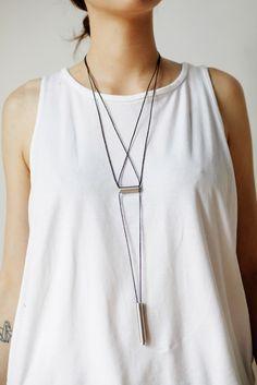 Fields Zag - necklace Rora - RÖ 16 | @andwhatelse