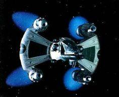 """Gunstar from """"the Last Starfighter"""""""