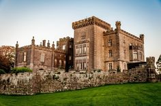 Castle Hotels in Ireland: Markree Castle in County Sligo...the most enchanting setting you can possibly imagine.