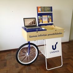 Unisinos Mobile University by That Design Company, via Behance