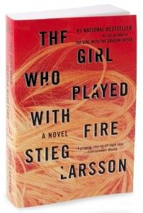 The Girl Who Played With Fire...awesome read...