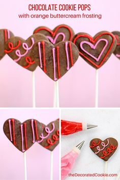 chocolate heart cook