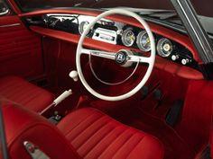 1965 VW T34 Karmann Ghia restoration