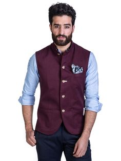 Nehru jackets have a very old origin and are still in fashion today. The Nehru jacket comprises of a. Nehru Jacket For Men, Waistcoat Men, Nehru Jackets, Wedding Dresses Men Indian, Wedding Dress Men, Wedding Suits, Men Wedding Fashion, Tan Wedding, Wedding Ideas