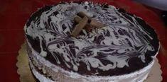 Η φοβερή Τούρτα-Πάστα της Μιλβας Party Desserts, Confectionery, Food, Nutella, Cakes, Eten, Food Cakes, Pastries, Torte