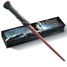 The HARRY POTTER Remote Control Wand - Magically control any IR device with a flick of the wrist. Complete with collector box and comprehensive instructions.