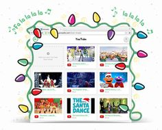 10 Holiday Brain Breaks for Your YouTube Channel