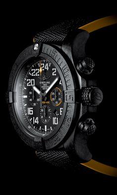 TimeZone : Industry News » Basel 2016 - Breitling Avenger Hurricane