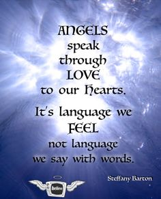 These powerful, inspiring words are excerpted from our interview with Steffany Barton of Angel's Insight - premier psychic medium, spiritual teacher and author. CLICK on the PIN  to HEAR IT.  A Gift for Your Spirit - if you love it, PLEASE SHARE!