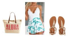 """Summer"" by jan-net1969 ❤ liked on Polyvore featuring beauty, Aéropostale and Rip Curl"