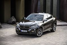 2015 BMW X6: First Look