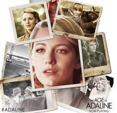Did anyone see Age of Adaline this past weekend? What are your thoughts on Blake Lively's performance? #PRTC #Walterboro