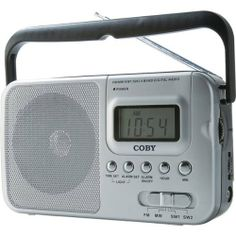 Apple iPod//Coby Mini-Stereo Silver Egg Speakers