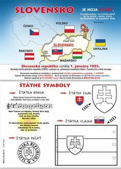 Teaching Geography, Bratislava, Activities For Kids, Map, History, Historia, Children Activities, Location Map, Kid Activities