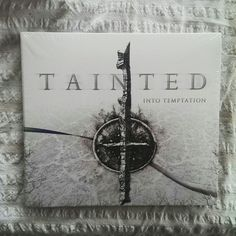 Oh look, a free CD! Cheers, #Tainted! #spiderhandspnz