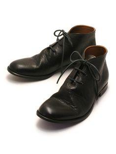 MOTO Deset boots BLACK#1609