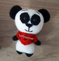 Leithygurumi: Cute Little Panda English and Turkish Pattern : Leithygurumi: Cut… – Modalbox Crochet For Kids, Crochet Toys, Turkish Pattern, Little Panda, Amigurumi Toys, Animals And Pets, Hello Kitty, Cross Stitch, Teddy Bear