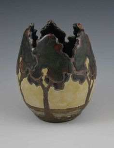Sassafrass Pottery - Sarah Moore - SEG Style - Arts & Crafts - Craftsman - Bungalow