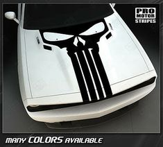The Punisher, Punisher Skull, Maserati, Bugatti, Mercedes Benz, Dodge Challenger, Mustang Cars, Ford Mustang, American Muscle Cars