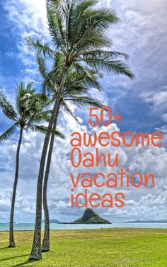 Over 50 great ideas to see, do and try on your Oahu vacations