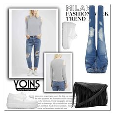 """Yoins 11"" by mini-kitty ❤ liked on Polyvore featuring yoins"