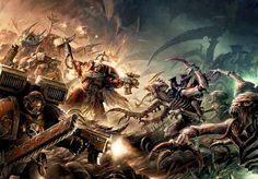 Warhammer 40000,warhammer40000, warhammer40k, warhammer 40k, ваха, сорокотысячник,фэндомы,Death Company,Blood Angels,Space Marine,Adeptus Astartes,Imperium,Империум,Tyranids,Тираниды