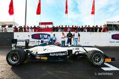 Pedro Piquet, Piloto Autotrac da F3, correndo em Tarumã.