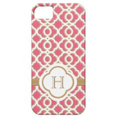 $$$ This is great for          Monogrammed Hot Pink and Gold Moroccan iPhone 5 Cover           Monogrammed Hot Pink and Gold Moroccan iPhone 5 Cover We have the best promotion for you and if you are interested in the related item or need more information reviews from the x customer who are own...Cleck Hot Deals >>> http://www.zazzle.com/monogrammed_hot_pink_and_gold_moroccan_case-179550085803718557?rf=238627982471231924&zbar=1&tc=terrest