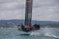 Foil Boat, Old Lorries, Selection Series, America's Cup, First Down, Portsmouth, Olympians, East Coast, Great Britain