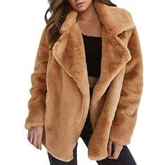 Star/_wuvi Plush Coat Womens Casual Solid Turtleneck Pockets Cloak Coats Vintage Bat Sleeve Oversize Outwear,S~3XL