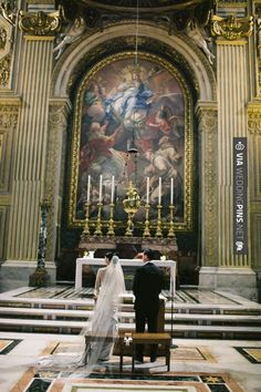Neato! - Vatican City wedding  // julian kanz photography   CHECK OUT MORE GREAT VINTAGE WEDDING IDEAS AT WEDDINGPINS.NET   #weddings #vintagewedding #weddingvintage #oldweddingphotos #events #forweddings #iloveweddings #romance #vintage #planners #old #ceremonyphotos #weddingphotos #weddingpictures