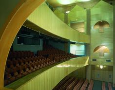 Rehabilitaci n del teatro darymelia ruiz albusac - Teatro buero vallejo alcorcon ...
