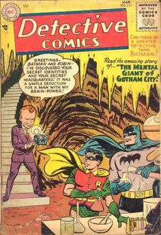 Detective Comics #217