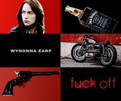 #WynonnaEarp