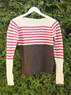 Ravello   Isa's hobbyblogg Knits, Knitting, Sweaters, Fashion, Moda, Tricot, Fashion Styles, Cast On Knitting, Stricken
