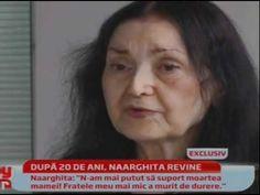 Naarghita interviu  dupa 21  de ani.wmv Youtube, Youtubers, Youtube Movies