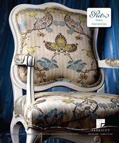 In the News:  Fabricut Fall Fabrics