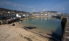Mousehole Beach - West Cornwall, Cornwall Beaches #travel #memoir #personalgrowth  http://www.questpublishing.ca