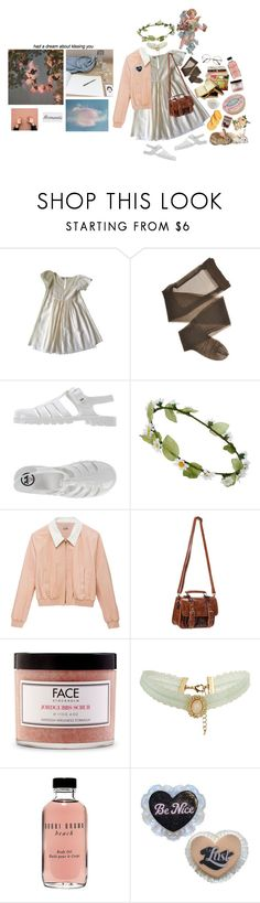 """""""😳 r o m a n t i c"""" by ideallylovely ❤ liked on Polyvore featuring Miu Miu, JuJu, Banned, FACE Stockholm, ASOS and Bobbi Brown Cosmetics"""