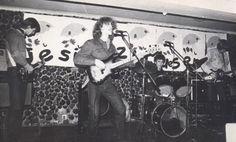 białystok 1983 - Szukaj w GoogleOd lewej : Jerzy Kusznier, Mariusz Małyszko, Wojciech Polkowski, Adam Dyszkiewicz (zdjęcie wykonano w dniu 18.11.1983 podczas Jesień z Bluesem)