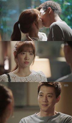 [Spoiler] 'Doctors' Kim Rae-won and Park Shin-hye go for love and revenge…