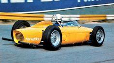 1961 GP Belgii (Spa Francorchamps) Ferrari 156 (Olivier Gendebien)