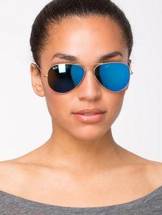Gold Aviator Sunglasses, Ray Ban Sunglasses Outlet, Cheap Sunglasses, Wayfarer Sunglasses, Mirrored Sunglasses, Sunglasses Women, Ray Ban Glasses, Cheap Ray Bans, Blue Mirrors