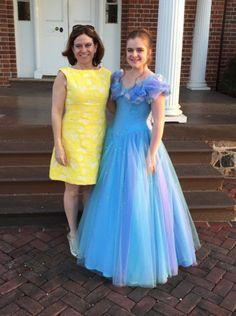 A-line Tulle Floor-length Disney Princess Dresses, Cinderella Dresses, Prom Dresses,Quinceanera Dresses, Sweet 16 Dresses, cosplay